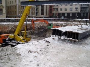 Barkli Plaza soil retention