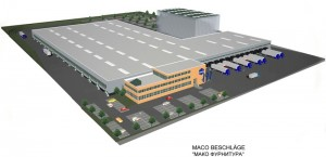 MACO factory (for MAYER & CO BESCHLAGE GMBH)